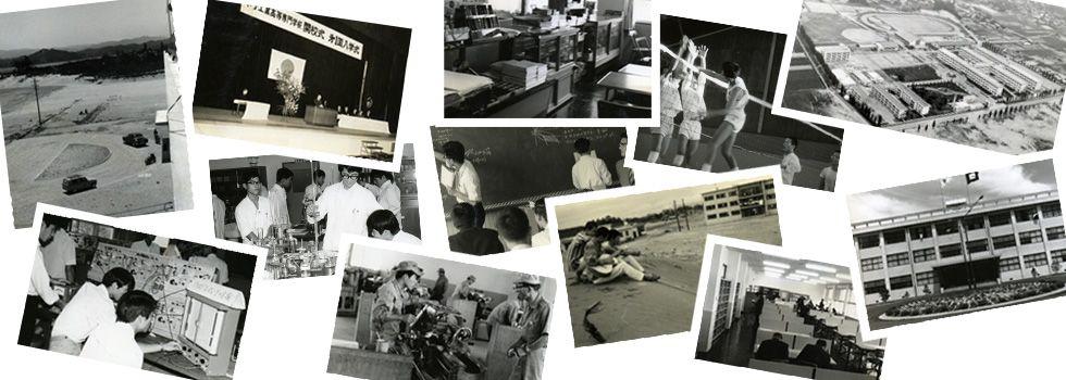 1965年頃(第一回入学式)~1971年頃